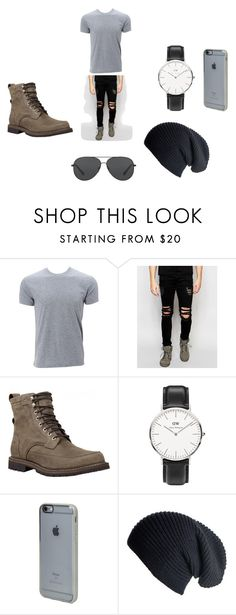 """Harry meeting Marshall"" by sophiestyles2010 on Polyvore featuring Dark Future, Timberland, Daniel Wellington, Incase, Black and Michael Kors"