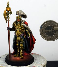 King's Man painted by Bohun