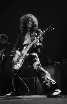 LED ZEPPELIN : Photo