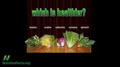 #1 Anticancer Vegetables Select Super Salad - Spinach, Radicchio, Beets & Garlic!