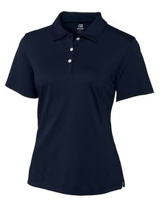 Cutter and Buck Ladies Kingston Pique Polo