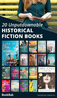 You won't be able to stop reading these historical fiction books! Try out a different time period with these stellar new historical fiction reads. Best Books To Read, I Love Books, Good Books, My Books, Book Club Books, Book Nerd, Book Lists, Book Club List, Book Suggestions