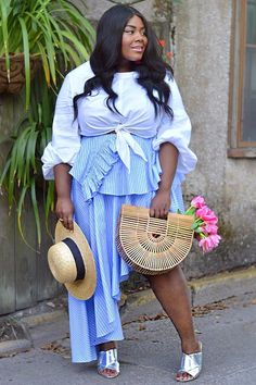 Plus Size Outfit Ideas For Summer Pictures summer outfit ideas for plus size popsugar fashion Plus Size Outfit Ideas For Summer. Here is Plus Size Outfit Ideas For Summer Pictures for you. Plus Size Outfit Ideas For Summer plus size wedding gue. Plus Size Summer Outfit, Cool Summer Outfits, Summer Fashion Outfits, Plus Size Outfits, Summer Dresses, Fashion Ideas, Fashion Spring, Summer Maxi, Maxi Dresses
