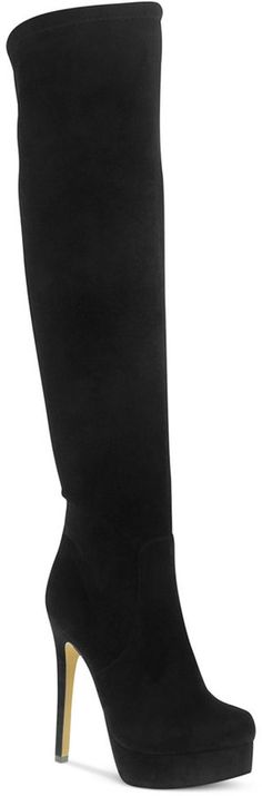 Chinese Laundry Luster Over-The-Knee Dress Boots on shopstyle.com