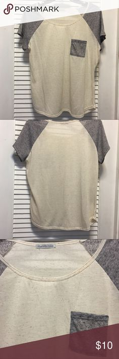 ✨ Baseball T ✨ 🌟 PLEASE REFER TO THE PICTURES, LET ME KNOW IF YOU HAVE ANY QUESTIONS & OFFERS WANTED! ❤️💋 Charlotte Russe Tops Tees - Short Sleeve