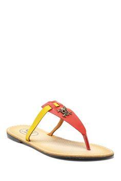 Bucco Skull Sandal