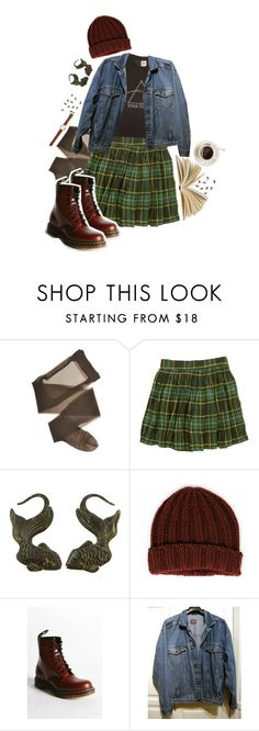 """Untitled #53"" by allapologiess ❤ liked on Polyvore featuring Market, Floyd, Wigwam, Dr. Martens and Rachel"