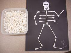 halloween projects for kindergarten - Google Search