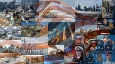 """""""Our Valiant Troops"""" is ... a reminding tribute to America's brave, proud troops including those who have served before them. God bless them all for their honorable duty to our beloved USA!"""