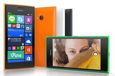 Nokia Lumia 730 and 735