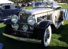 1931 Cadillac 452A V16 Roadster