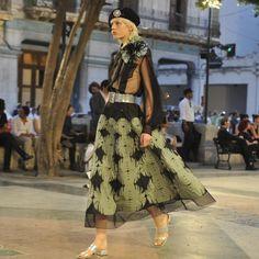 Chanel Croisière 2017 / Cuba