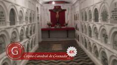GRANADA | CENTRO | Cripta donde yacen los restos de Mariana Pineda y otros ilustres personajes. 2/3