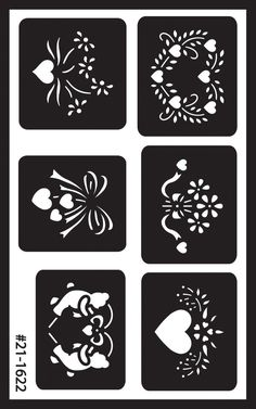 Reusable Glass Etching Stencils- AssortedARMOUR PRODUCTS-Over-N-Over Reusable Glass Etching Stencils. These stencils are flexible; multi-use stencils that easil Glass Etching Stencils, Glass Engraving, Engraving Ideas, Block Craft, All Craft, Arts And Crafts Supplies, Joanns Fabric And Crafts, Craft Stores, Glass Art