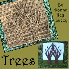 31 Best CROCHET - TREE OF LIFE /LOVE /TREES images in 2017