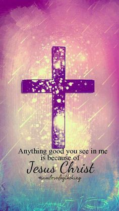 Jesus Lives in Me