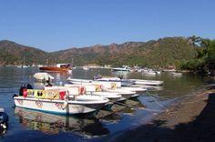 Göcek - der Yachthafen bei Fethiye
