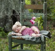 lace baby outfit