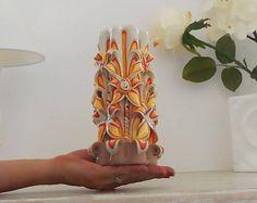 Mestiere candela e idea decorativa decorazione oggetto decorativo e vacanze centro tavolo-regali originali
