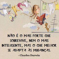 Charles Darwin - 1809/1882 - Naturalista britânico.