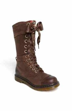 Just bought me a pair of these Doc Martens!  Haven't had Docs since high school and have been missing them so much!!  Such sturdy, well-made boots!!   <3