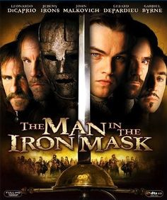 The Man In The Iron Mask 1998 / fine costume, the three musketeers cool.10 oct