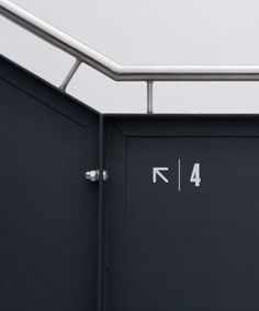 Founded / Baltic 39 / Signage System / 2013