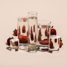 Les Aliments déformés par du Liquide et du Verre de Suzanne Saroff (5)