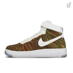 Nike Air Force 1 Ultra Flyknit Mid ( 817420 700 )