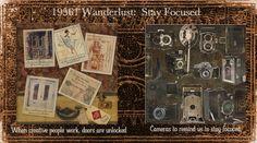 19561 Stay Focused - 7gypsies