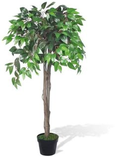Artificial #plants #trees #wedding decor home office fake plant flowers ficus 110,  View more on the LINK: 	http://www.zeppy.io/product/gb/2/322002989896/