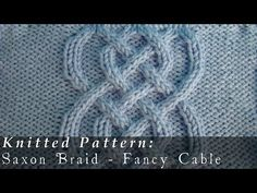 Hey everyone! Check out this intricate fancy cable. I absolutely love this cable. It's a little tricky and requires a lot of cables, but the...