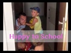 HAPPY TO SCHOOL (Beautiful healing songs for children with karaoke)