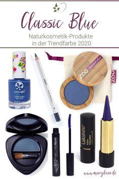 [Werbung unbeauftragt] Es wird Blau - Die neue Trendfarbe 2020 heißt Classic Blue - #classicblue #trendfarbe #trendfarbe2020 #pantone #coloroftheyear #trendfarbeblau #naturkosmetik