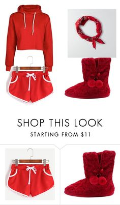 """""""I am home alone"""" by muneca-moorehead on Polyvore featuring M&Co"""