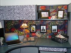 Cubicle Decor how to make over a cubicle | frock files | wayfair homemaker tips