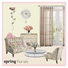 Floral home decor company