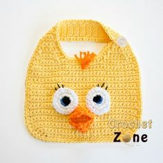 This post contains affiliate links Animal Friends Bibs These bibs are perfect for spring. I made a chick, lamb and bunny but the basic pattern is so easy to adapt to almost any animal. Use your ima… Scrap Crochet, Crochet Baby Bibs, Crochet Baby Clothes, Crochet For Boys, Crochet Crafts, Crochet Projects, Free Crochet, Ravelry Crochet, Crochet Applique Patterns Free