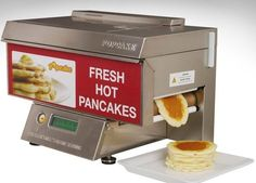 Automatic Pancake Maker, $3,700. | 37 Ridiculous Kitchen Gadgets You Definitely Need In Your Life
