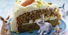 Carrot cake for a special event