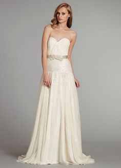 Hayley Paige 2013 Wedding Dress design 6263