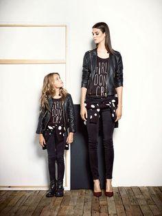 vestir madre e hija iguales