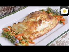 ▶ Paletilla asada en hojaldre (Receta) | Navidades fáciles - YouTube