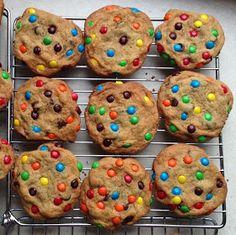 Corner bakery monster cookis
