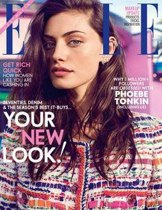 ELLE Australia Magazine (March 2015)