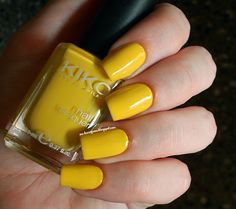 Kiko 355 Giallo canarino / Canary yellow