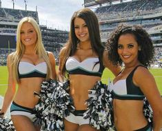 Philadelphia Eagles Cheerleader Costume