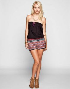 ROXY One Of A Kind Womens Romper