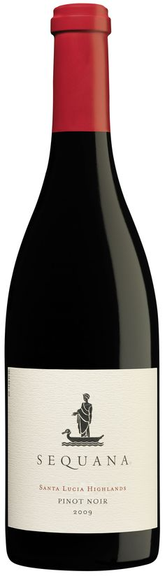 Sequana Pinot Noir 2009. I see a case of this in my future....