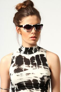 Lola Monochrome Sunglasses